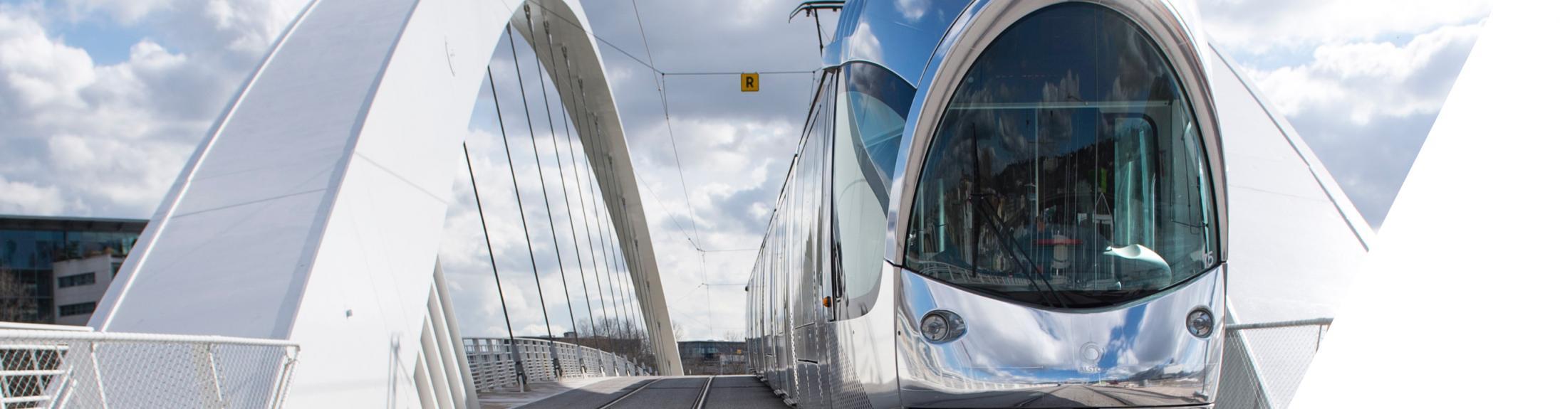 carrousel tram TCL